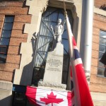 Unveiling of the Malvern CI Cenotaph