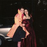 Wokie and I at Prom, 1993