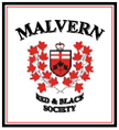 Malvern Red and Black Society